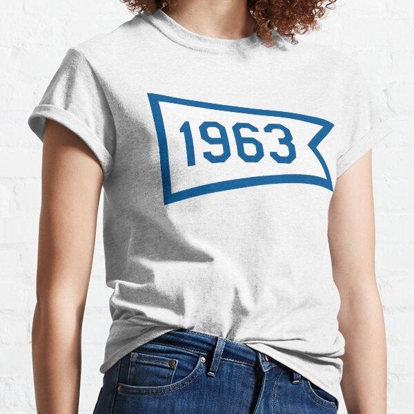 LA 1963 Pennant Classic T-Shirt