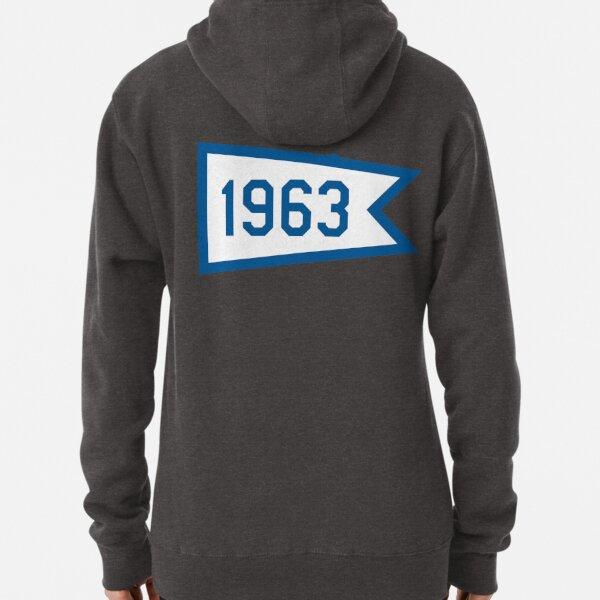 LA 1963 Pennant Pullover Hoodie