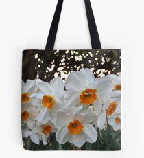 Lush & Alluring Mini Daffodils Tote Bag