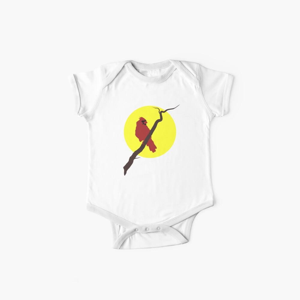 Cardinal Baby Bodys