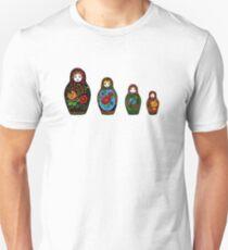 colorful matryoshka T-Shirt