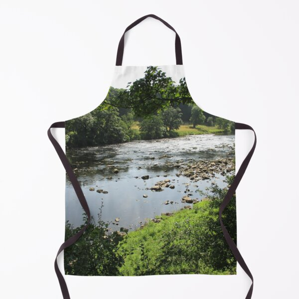 Merch #94 -- Stream Between Trees - Shot 3 (Hadrian's Wall) Apron