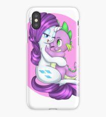 Spike Rarity Hug iPhone Case/Skin