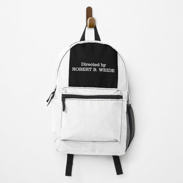 Directed directed robert weide robert weide robert b weide directed Backpack