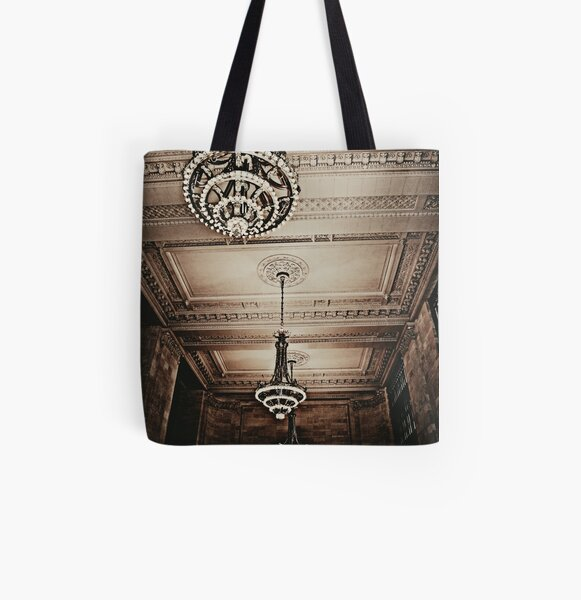 sepulchre  All Over Print Tote Bag