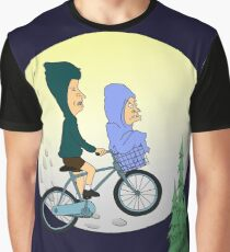 Beavis and Butthead ET Graphic T-Shirt