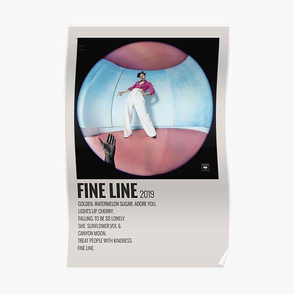 Fineline Polaroid Poster Poster