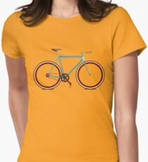 Bike Women's Fitted T-Shirt