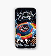 E.L.O. Out of The BLUE TOUR Samsung Galaxy Case/Skin