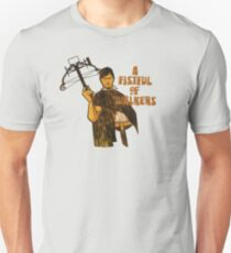 A Fistful of Walkers! T-Shirt