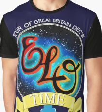 E.L.O. TIME TOUR 1981 Graphic T-Shirt