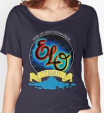 E.L.O. TIME TOUR 1981 Women's Relaxed Fit T-Shirt