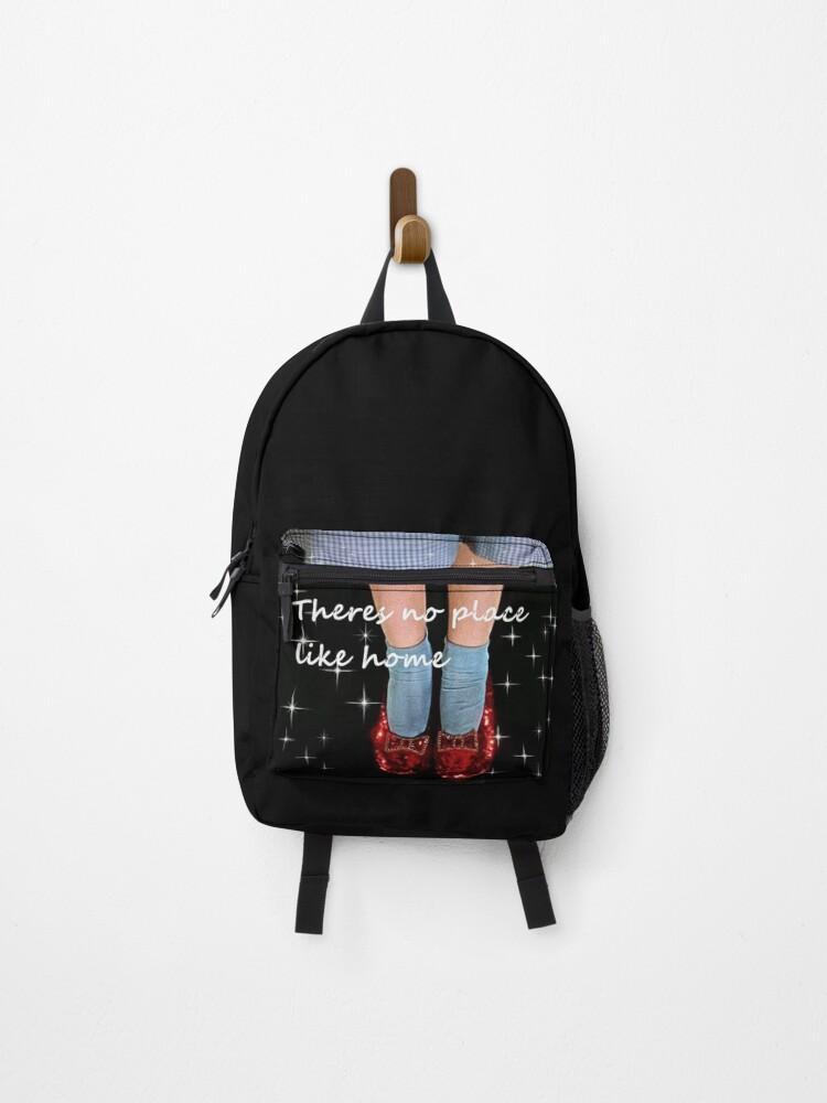 No Place Like Home Backpack