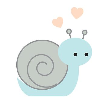 Lovely Snail by imaginarystory