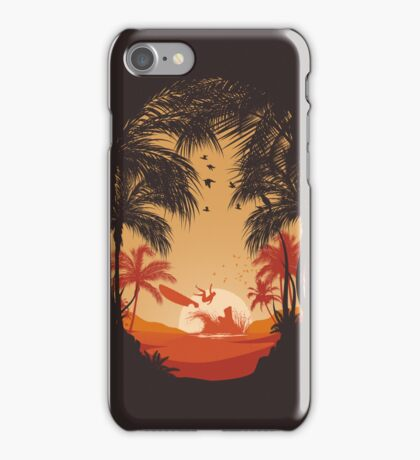 Summertime Madness iPhone Case/Skin