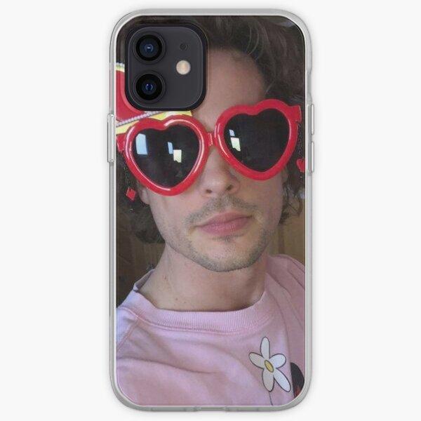 Matthew gray gubler selfie  iPhone Soft Case