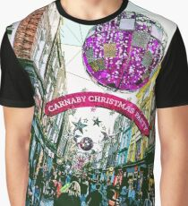 Carnaby Christmas Party Graphic T-Shirt