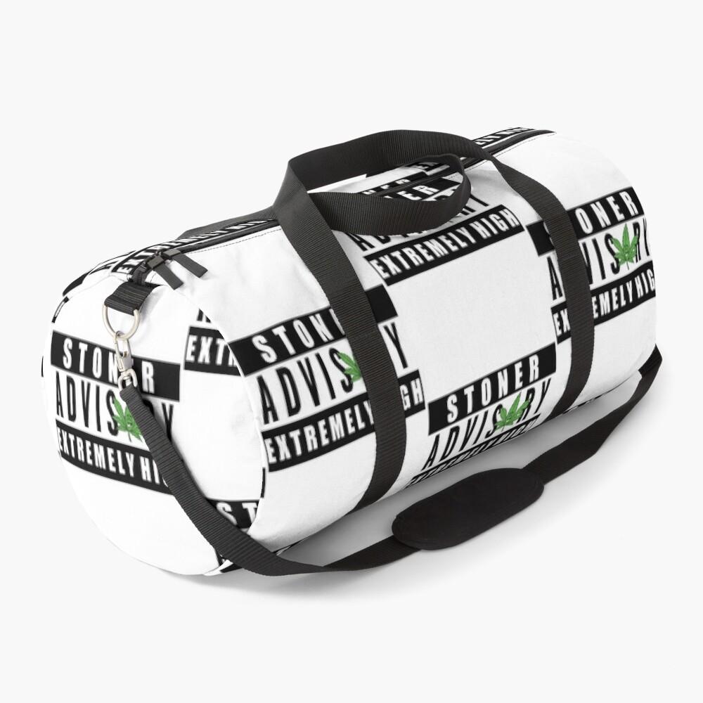 Stoner Advisory, Extremely High Duffle Bag