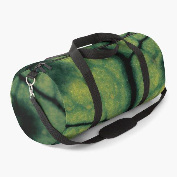 Macro fern leave Duffle Bag