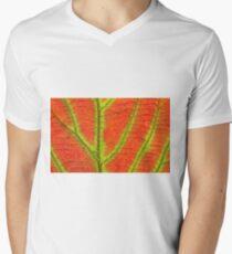 Close up Of Leaf T-Shirt