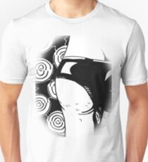 Thru the hole in the wall 2 T-Shirt