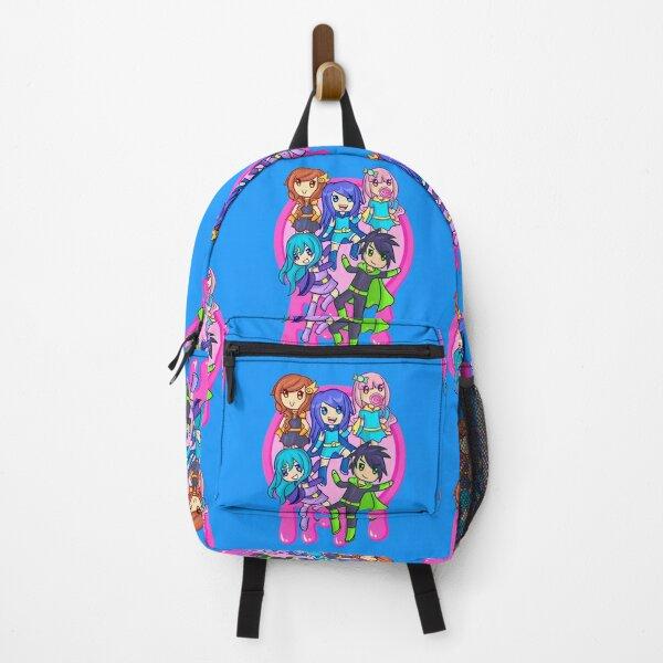 Funneh Krew Slime Logo Backpack