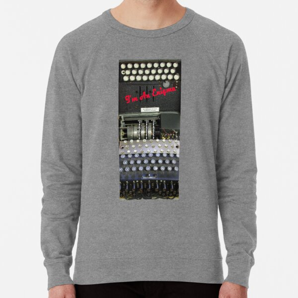 I'm An Enigma Lightweight Sweatshirt