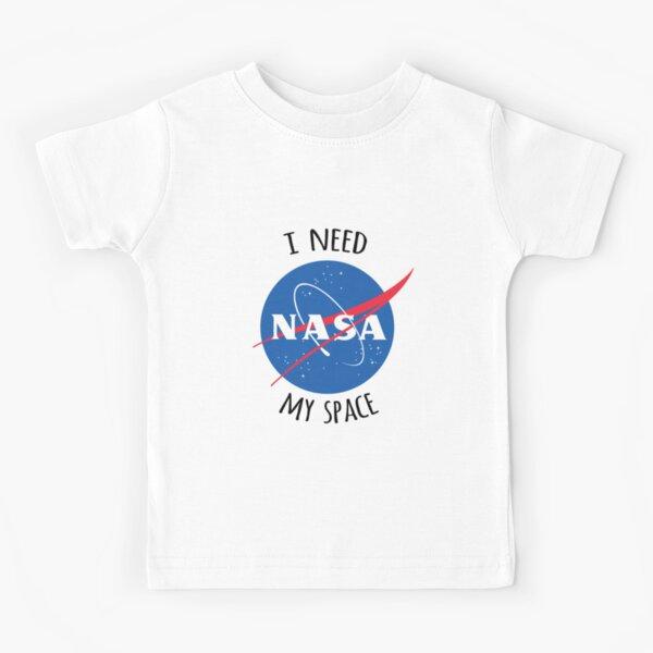 Necesito mi espacio (NASA) Camiseta para niños