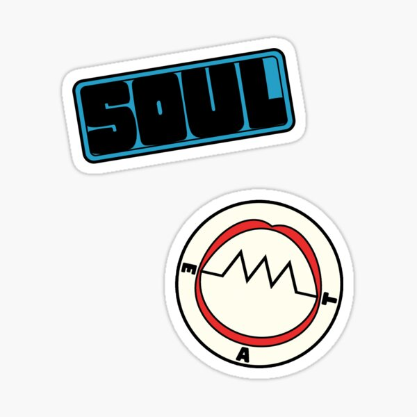 Soul Eater Evans Bag  Sticker