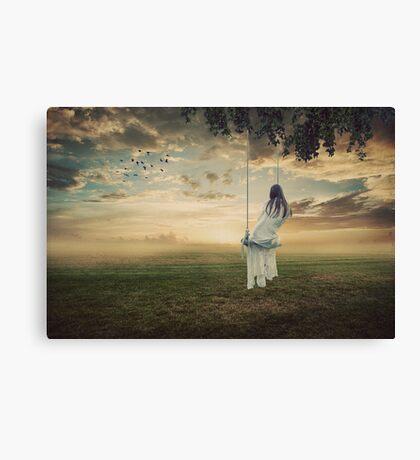 Beautiful Dawn... Canvas Print