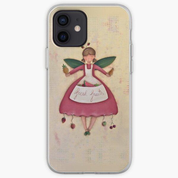 Fruit Angel iPhone Soft Case