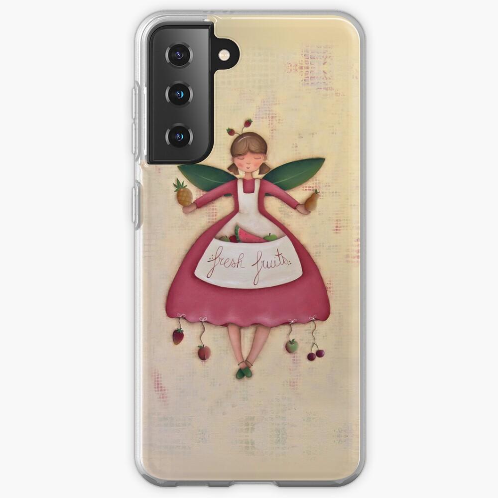 Fruit Angel Case & Skin for Samsung Galaxy