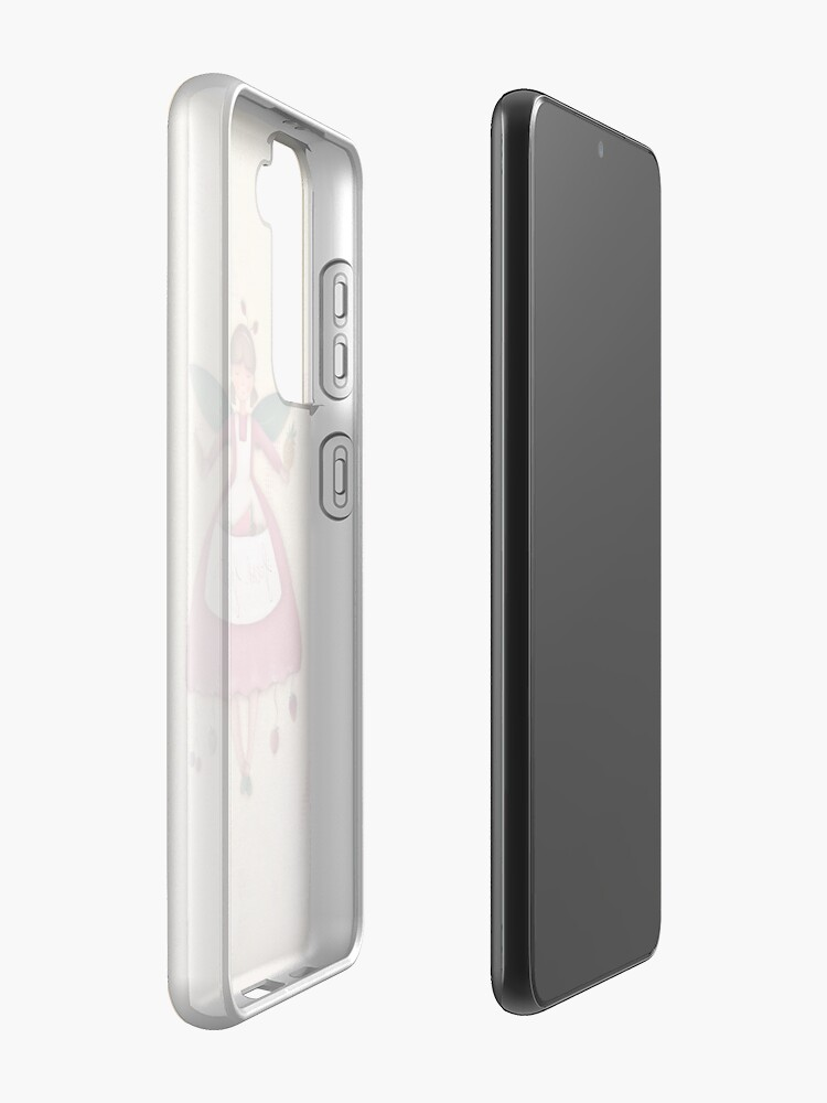 Alternate view of Fruit Angel Case & Skin for Samsung Galaxy