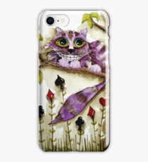 The Cheshire Cat iPhone Case/Skin