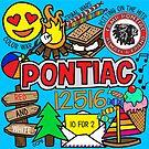Pontiac von Corey Paige Designs