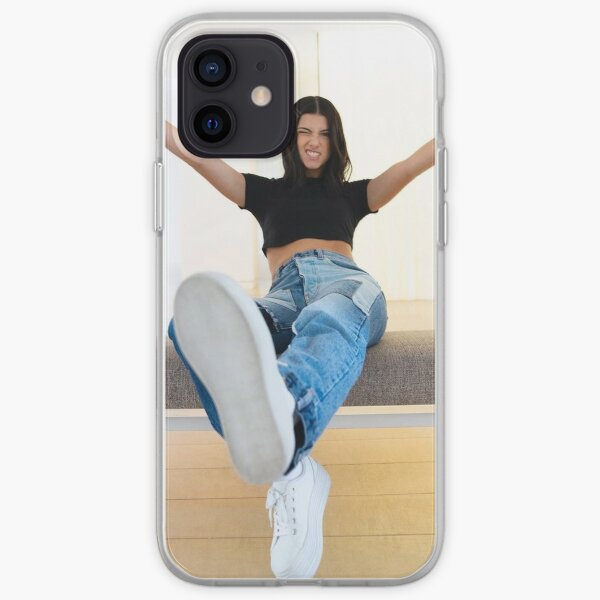 Charlie Damelio Funda blanda para iPhone