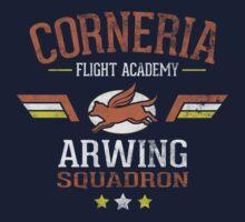 Arwing Squadron | Unisex T-Shirt