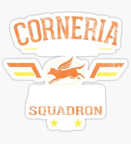 Arwing Squadron Sticker
