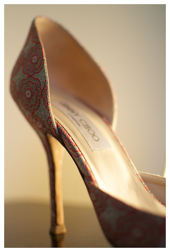 The SHOE by Jimmy Choo by Matthieu PANNIER