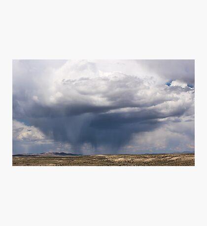 Desert Showers Photographic Print