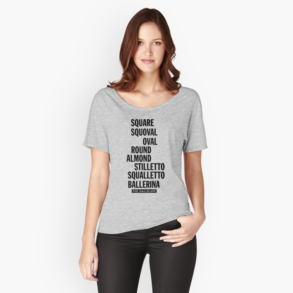 The Shape of Things Relaxed Fit T-Shirt