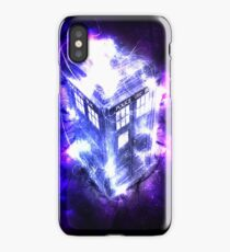 Awesome Tardis iPhone Case