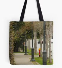 A Pleasant Stroll Tote Bag