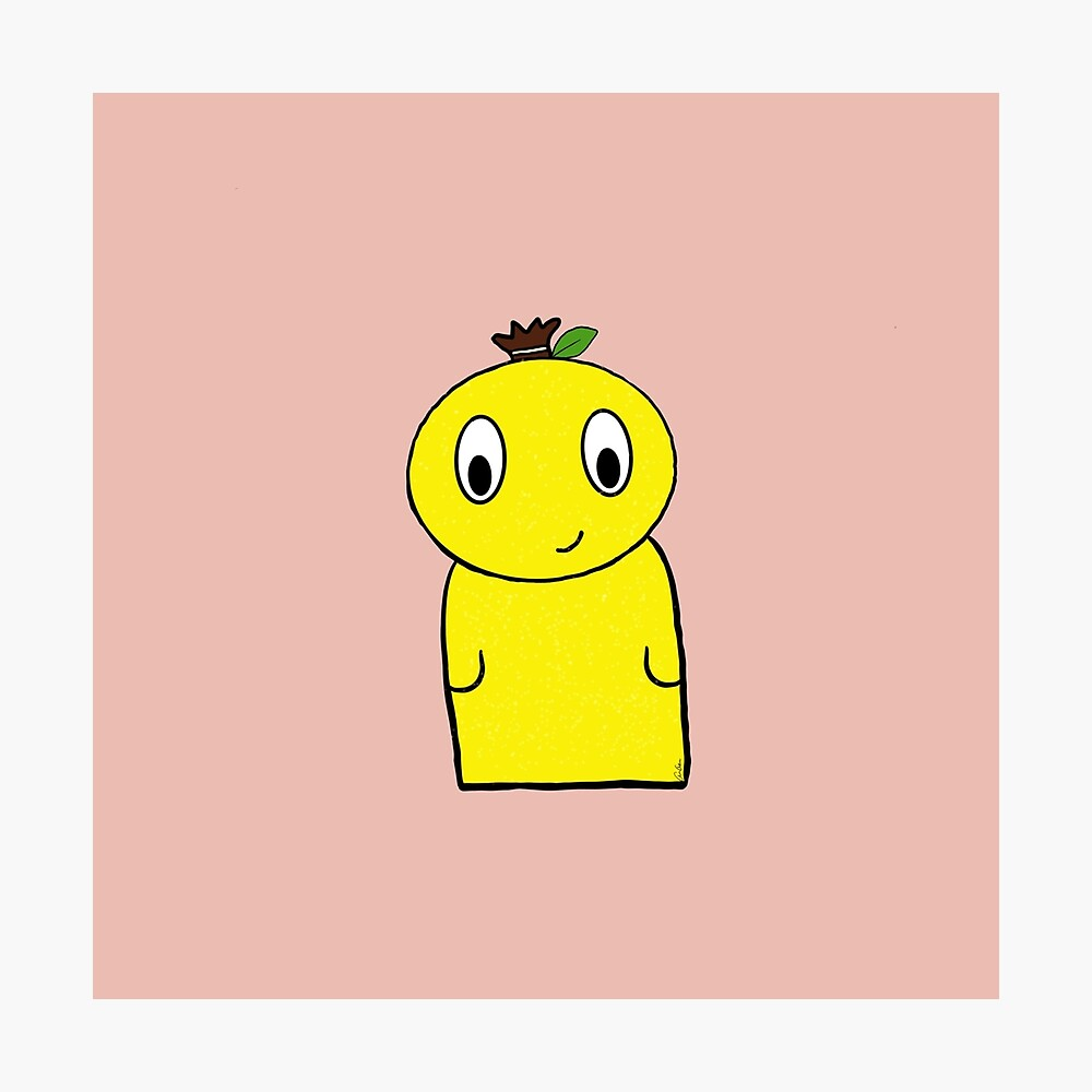 Stori The Lemon Ghost Poster By Bandfanarii Redbubble 7.5 in = 19 cm ●●● materials stori the lemon ghost poster by bandfanarii redbubble