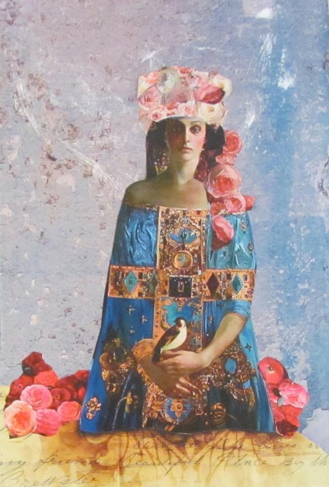 Crown of Roses by Kanchan Mahon