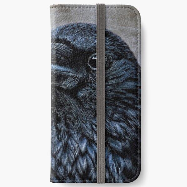 Crow iPhone Wallet