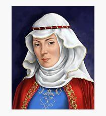 Eleanor Of Aquitaine Photographic Print