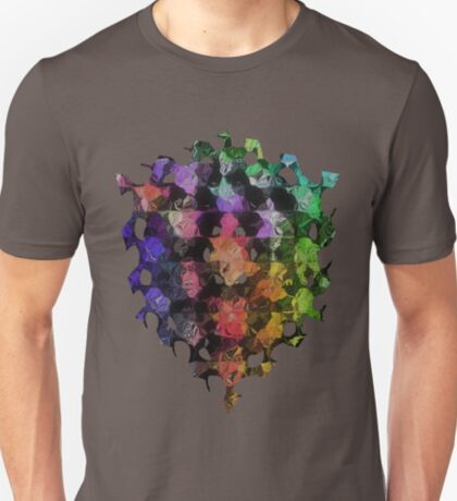 Geometry and abstract T-Shirt