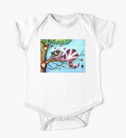 The Cheshire Cat - so much love Kids Clothes