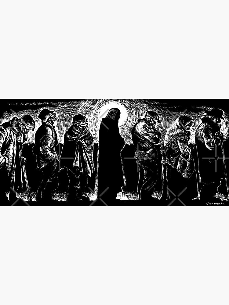 Jesus of the Breadlines by framermike